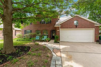 Pflugerville Single Family Home For Sale: 1011 Mountain View Dr