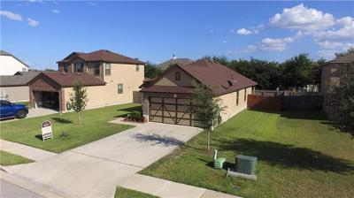 Taylor Single Family Home For Sale: 611 Big Bend Trl