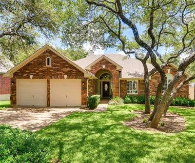 Austin Single Family Home For Sale: 10607 Marbury Ct