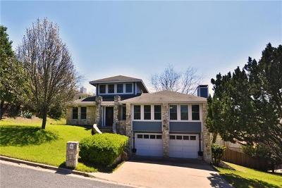 Austin Single Family Home Pending - Taking Backups: 5307 Doe Valley Ln