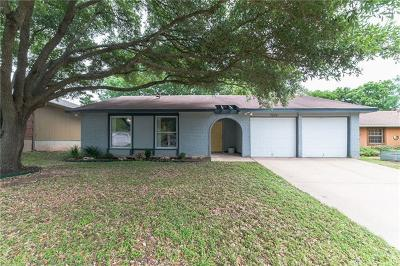 Austin Single Family Home For Sale: 7019 Crosswood Dr