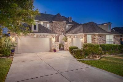Travis County, Williamson County Single Family Home For Sale: 4523 Cervinia Dr