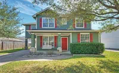 Buda Single Family Home For Sale: 612 Roseberry St