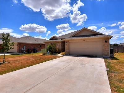 Lockhart Single Family Home Pending - Taking Backups: 1514 Colton Ln