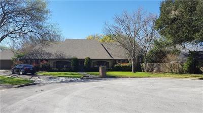 Hays County, Travis County, Williamson County Single Family Home Pending - Taking Backups: 4700 Partage Cir