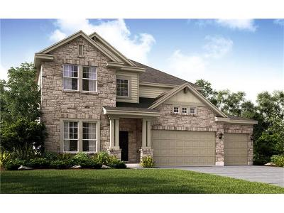 Pflugerville Single Family Home For Sale: 3925 Gildas Path