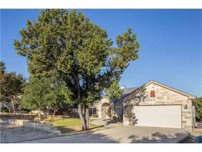 Wimberley Single Family Home Active Contingent: 5 Springwood Cir