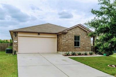 Hutto Single Family Home For Sale: 205 Adriana Ln