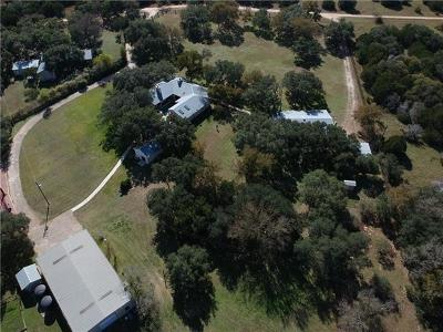 Single Family Home For Sale: 760 Circle G Ranch Rd