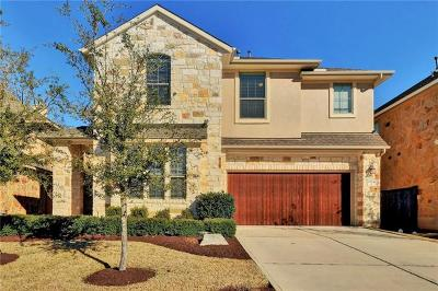 Round Rock Single Family Home Active Contingent: 1924 Kempwood Loop