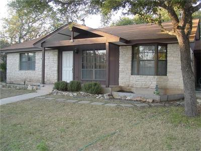 Wimberley Single Family Home Pending - Taking Backups: 6 Flaming Cliff Rd