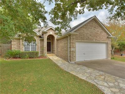Austin Single Family Home For Sale: 4835 Calhoun Canyon Loop