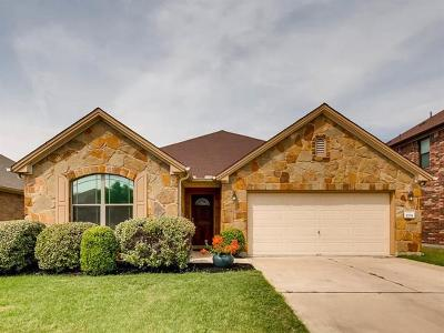 Round Rock TX Single Family Home Coming Soon: $267,777