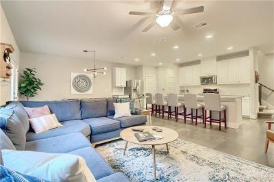 Travis County Condo/Townhouse For Sale: 7403 Merrick Ln #45