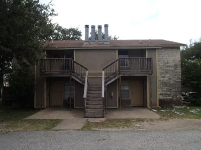 Georgetown Rental For Rent: 402 Hedgewood Dr #C
