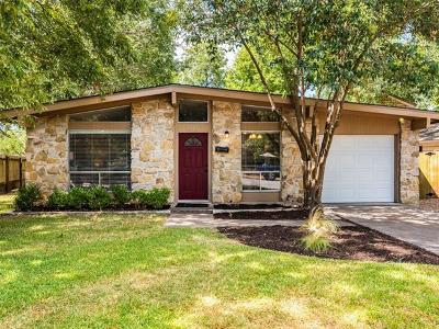 Austin Single Family Home For Sale: 3101 Charlwood Dr