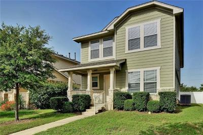 Cedar Park Single Family Home For Sale: 1405 Davis Mountain Loop