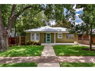 Austin Single Family Home For Sale: 3305 Glenview Ave