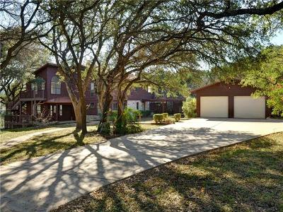 Jonestown Single Family Home For Sale: 17917 Lafayette Park Rd