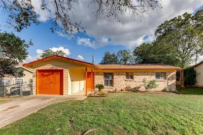 Travis County Single Family Home For Sale: 7517 East Crest Dr