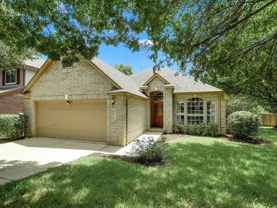 Travis County Single Family Home For Sale: 6107 Blanco River Pass