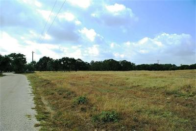 Hays County Residential Lots & Land For Sale: Barton Bend Lot 5