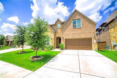 Hays County, Travis County, Williamson County Single Family Home Active Contingent: 12813 Black Hills Dr