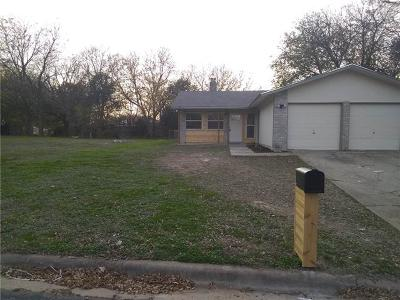 Austin Single Family Home For Sale: 7214 Lake Charles Dr