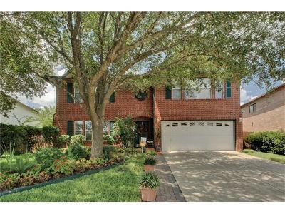 Pflugerville Single Family Home For Sale: 805 Catumet Dr