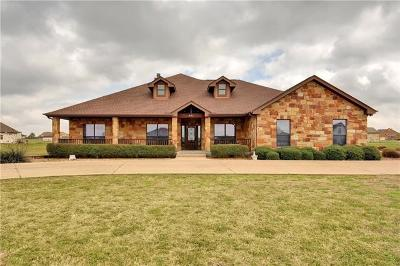 Hutto Single Family Home Pending - Taking Backups: 521 Will Smith Cir