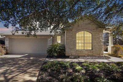Austin Single Family Home Pending - Taking Backups: 8800 Colberg Dr