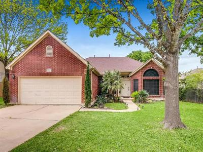 Pflugerville Single Family Home For Sale: 702 Champions Pt