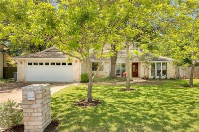 Travis County, Williamson County Single Family Home Pending - Taking Backups: 11416 Pradera Dr
