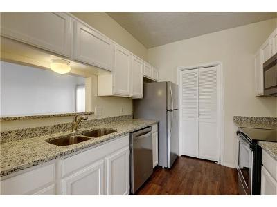 Austin Condo/Townhouse For Sale: 12166 Metric Blvd #117