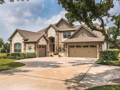 Hays County Single Family Home For Sale: 1158 Flint Rock Loop