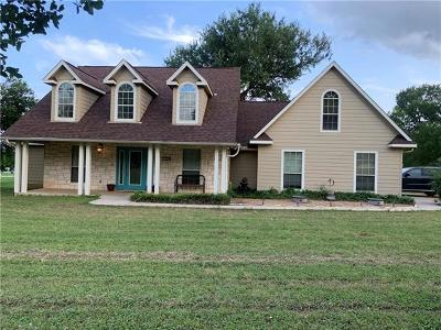 Bastrop County Single Family Home For Sale: 199 Klbj Rd