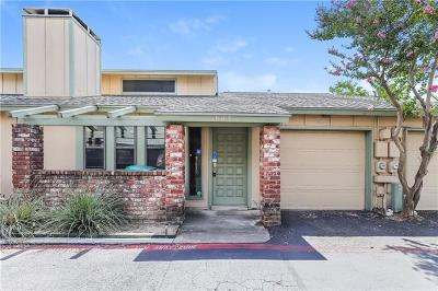 Austin Condo/Townhouse For Sale: 905 W Meadowmere Ln