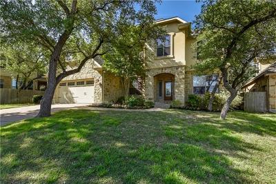 Austin Single Family Home Active Contingent: 6008 Kelsing Cv