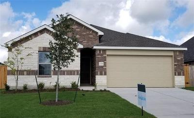 Manor Single Family Home For Sale: 13521 Ciderwood Ct