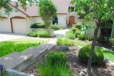 Austin Single Family Home For Sale: 5911 Sierra Grande Dr