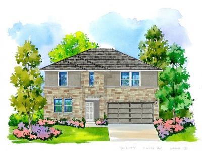Leander Single Family Home For Sale: 544 Appalachian Trl
