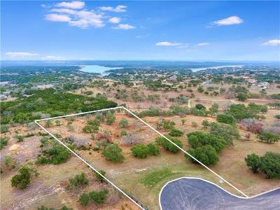 Barton Creek Lakeside, Barton Creek Lakeside Ph 01, Barton Creek Lakeside Ph 03, Barton Creek Lakeside The Ranch, Barton Creek Lakeside, Ranch Section 10, Barton Creek Lakeside/Ranch Sec 3, Barton Creek Lakeside/The Ranch Residential Lots & Land For Sale: Hidden Hills Dr