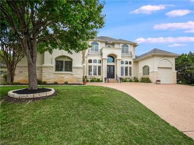 Austin Single Family Home For Sale: 10224 James Ryan Way