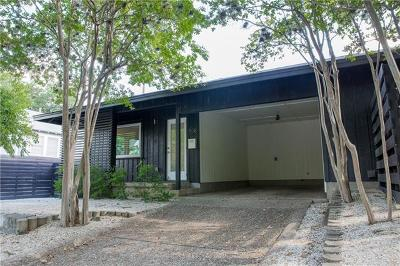 Austin TX Single Family Home For Sale: $419,000