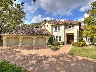 Austin Single Family Home Pending - Taking Backups: 9829 Big View Dr