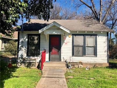 Austin Single Family Home For Sale: 3612 Govalle Ave