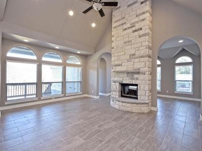 Cedar Park TX Single Family Home For Sale: $469,900