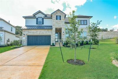 Austin Single Family Home For Sale: 395 San Donato Cv