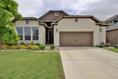 Round Rock Single Family Home For Sale: 3232 Hidalgo Loop
