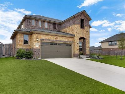 Round Rock Single Family Home For Sale: 2316 Centennial Loop